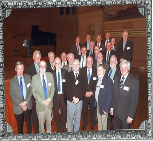 2015 Annual Dinner Old Boys from 1961-1965